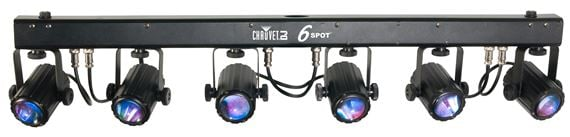 Chauvet 6SPOT LED Stage Light