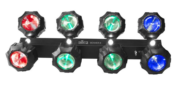 Chauvet DJ Beamer 8 Stage Effect Light