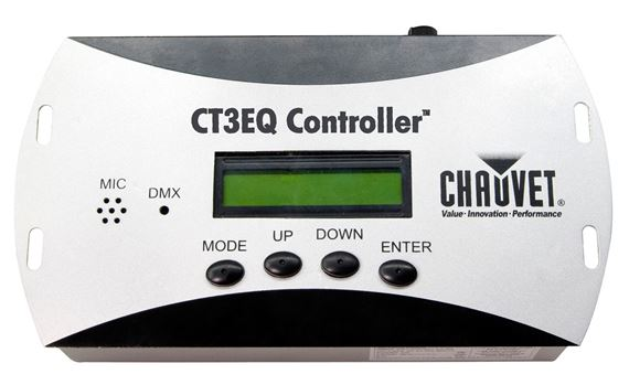 Chauvet DJ COLORtube 3.0 EQ Lighting Controller
