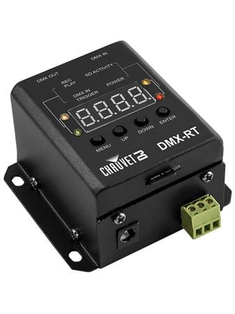Chauvet DJ DMX RT DMX Recording Device with Playback
