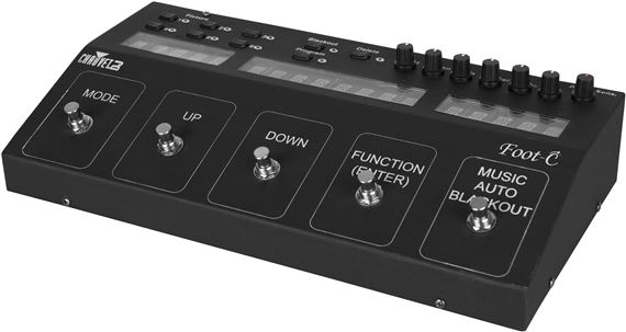 Chauvet Foot-C Lighting Foot Controller