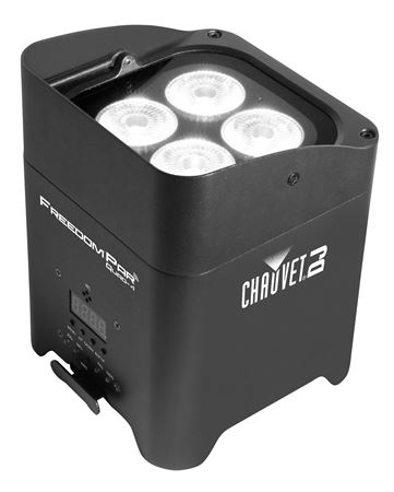 Chauvet DJ Freedom Par Quad 4 Wireless Stage Light