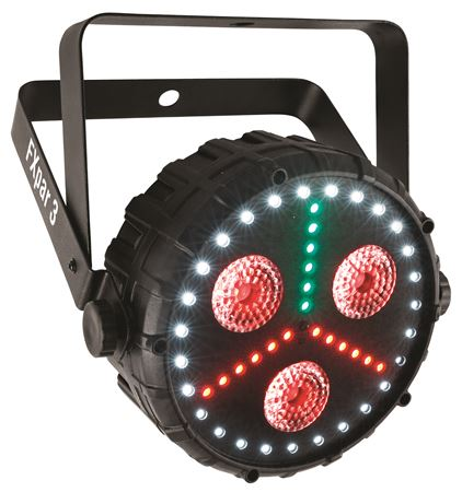 Chauvet DJ FXpar 3 Effect Light