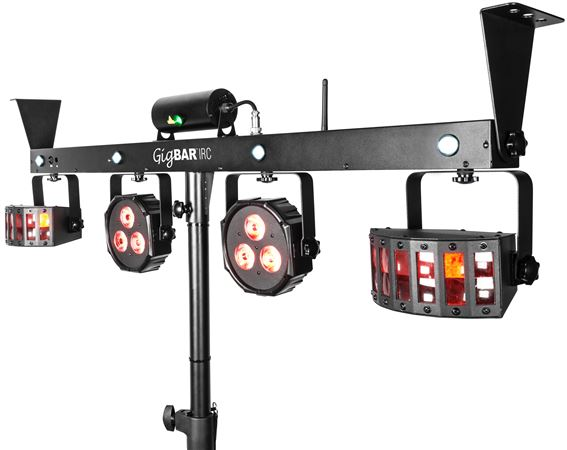 Chauvet DJ GigBar IRC Stage and Effect Lighting System