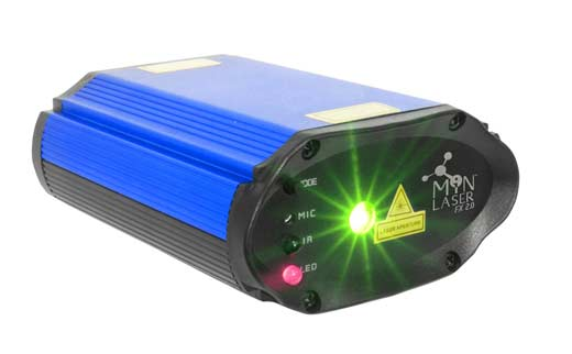 Chauvet DJ  MiN Laser FX 2.0 Laser Effect Light
