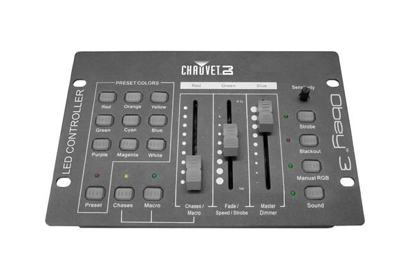 Chauvet DJ Obey 3 DMX Lighting Controller