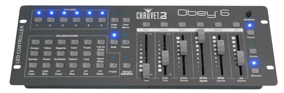 Chauvet DJ Obey 6 Lighting Controller