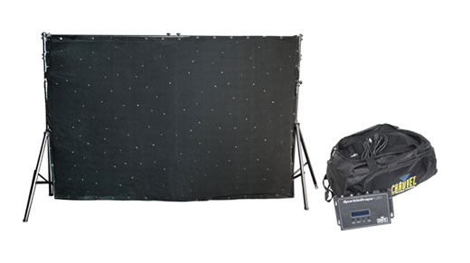 Chauvet DJ  Sparkle Drape LED Lighting Effect