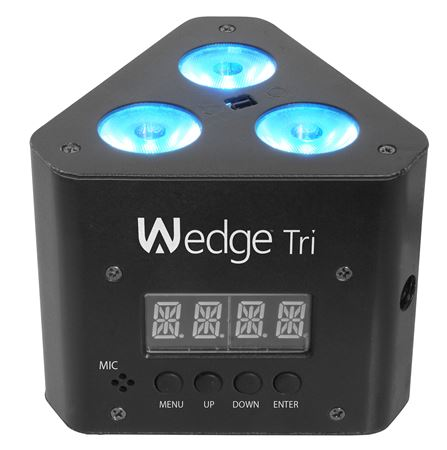 Chauvet DJ Wedge Tri Stage Light