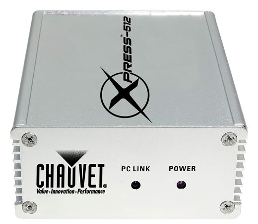 Chauvet DJ Xpress 512 Lighting Controller