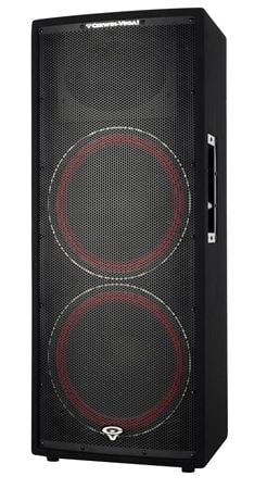"Cerwin-Vega CVi252 Passive Dual 15"" 1000 Watt 3 Way Full Range Speaker"
