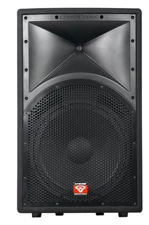 "Cerwin-Vega INT152V2 Intense 15"" 2 Way 400 Watt Full Range Loudspeaker"