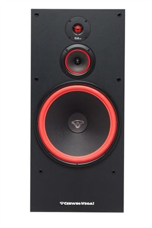 "Cerwin-Vega SL15 15"" 3 Way 400 Watt Passive Floor Tower Loudspeaker"