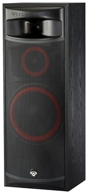 "Cerwin-Vega XLS12 12"" 3 Way 300 Watt Floorstanding Tower Speaker"