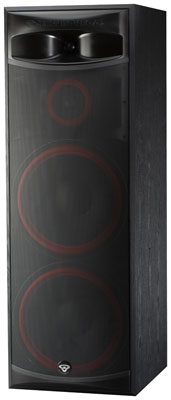 "Cerwin-Vega XLS215 Dual 15"" 3 Way 500W Passive Floor Tower Loudspeaker"