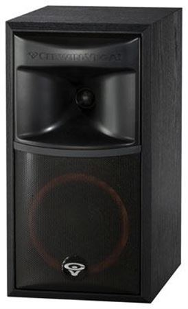 "Cerwin-Vega XLS6 6.5"" 2 Way 125 Watt Bookshelf Speaker"