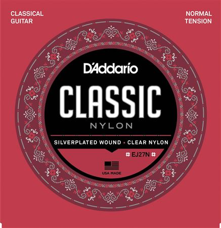 D'Addario EJ27N Classics Classical Guitar Strings
