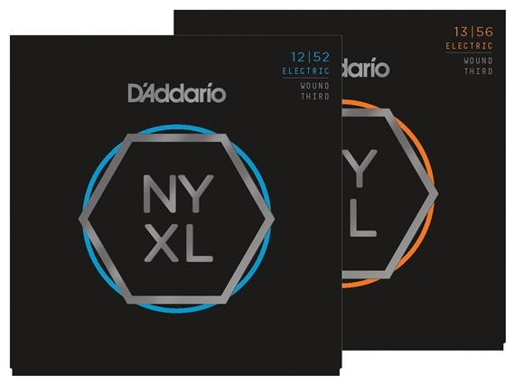 Daddario NYXL Nickel Wound 3rd Electric Guitar Strings
