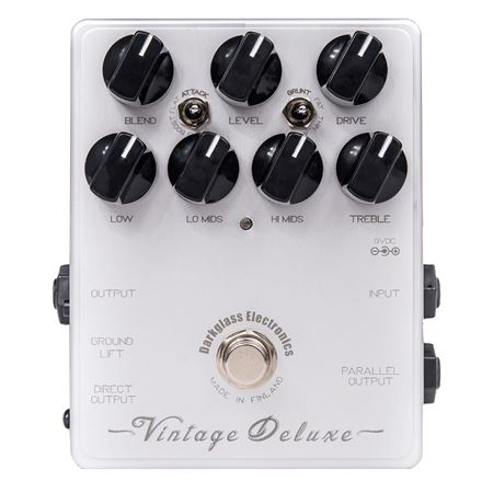 Darkglass Vintage Deluxe Overdrive Pedal