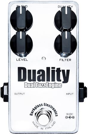 Darkglass Duality Dual Fuzz Engine Overdrive Pedal