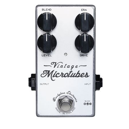 Darkglass Microtubes Vintage Overdrive Pedal