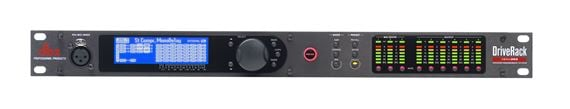 dbx driverack venue 360 complete speaker management system