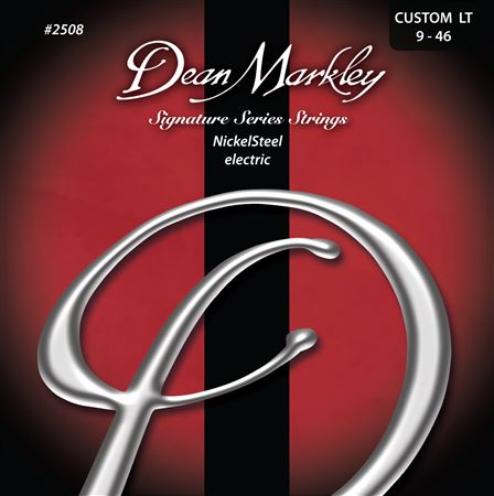 Dean Markley Signature Series NickelSteel Guitar Strings