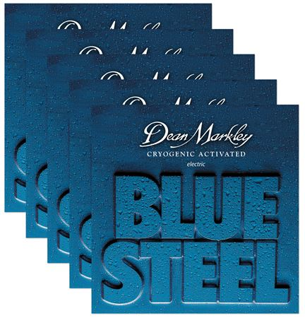 Dean Markley 7-String Blue Steel Cryogenic Activated Electric Strings