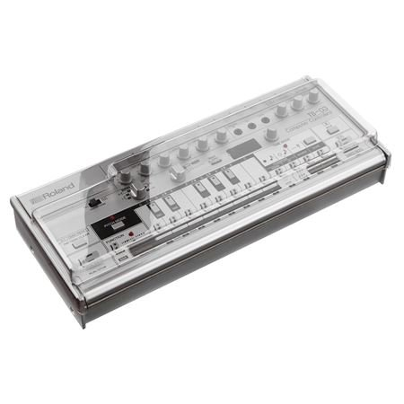 Decksaver cover for Roland Boutique TR09 and TB03