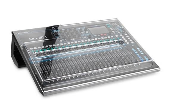 DeckSaver Allen and Heath QU-24 Protective Cover