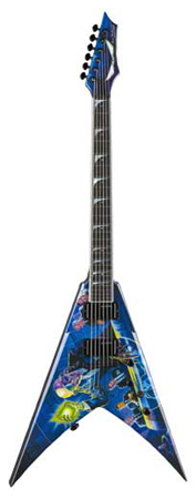 Dean Dave Mustaine VMNT Signature Electric Guitar with Case