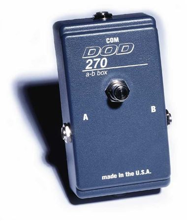 DOD AC270 AB Router Pedal