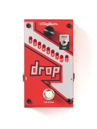 DigiTech Drop Compact Polyphonic Drop Tune Guitar Pedal