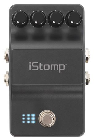 Digitech iStomp Downloadable Guitar Effects Pedal