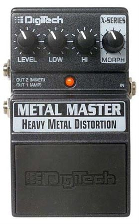 DigiTech Metal Master Distortion Pedal