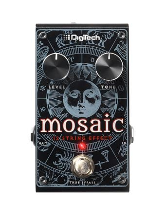 DigiTech Mosaic 12 String Effect Guitar Pedal