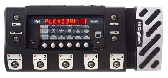 DigiTech RP500 Guitar MultiEffects Pedal