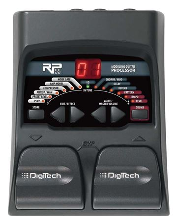 DigiTech RP55 Guitar Multieffects Pedal