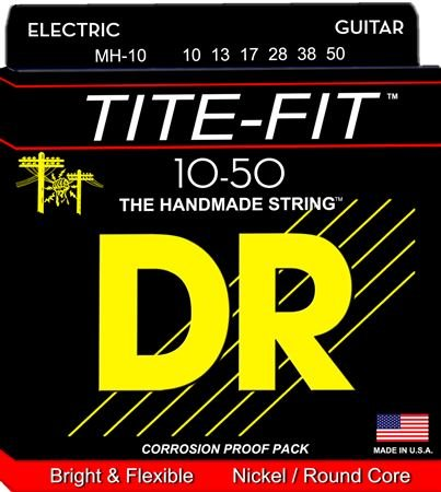DR Strings Tite Fit Electric Guitar Strings