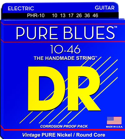DR Strings Pure Blues Electric Guitar Strings