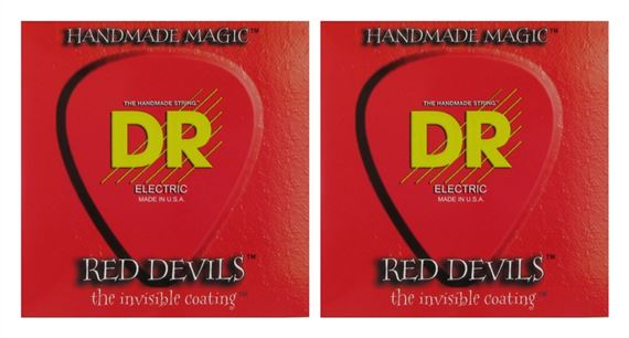DR Strings Red Devil Electric Guitar Strings