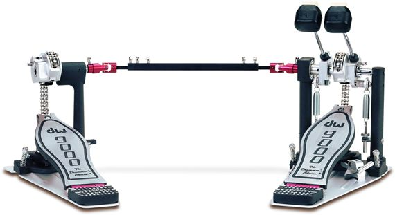 Drum Workshop DW 9002 PC Double Bass Drum Pedal
