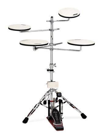 drum workshop go anywhere practice pad set. Black Bedroom Furniture Sets. Home Design Ideas