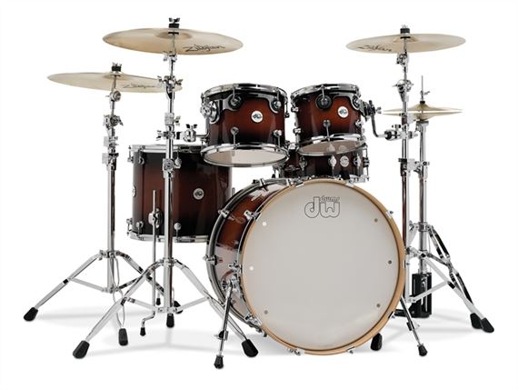 Drum Workshop Design Series 5 Piece Shell Kit Drum Set