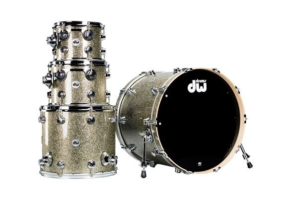 Drum Workshop Collectors 4-Piece Shell Kit Drum Set