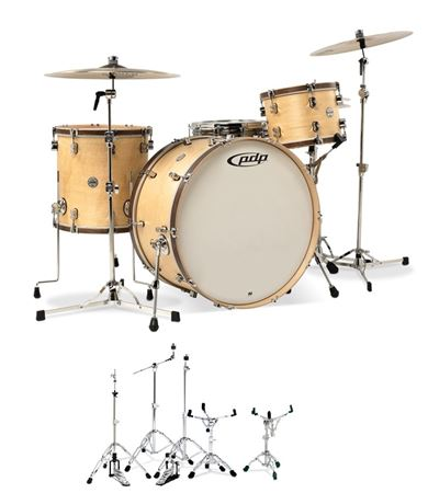 Pacific Concept Maple Classic PDCC3P24 3 Piece With Hardware