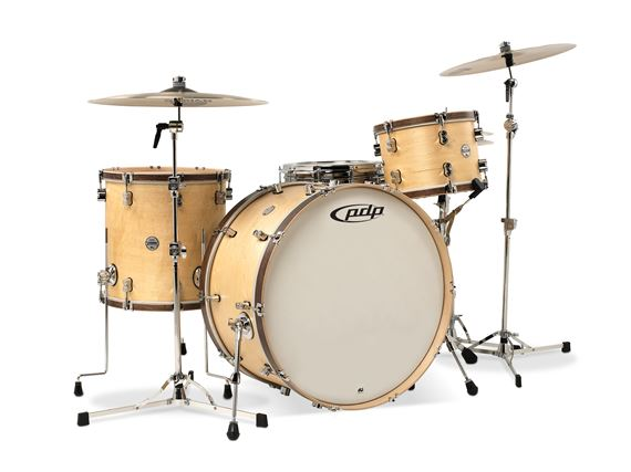 Pacific PDP Concept Maple Classic 3-Piece Shell Kit Drum Set