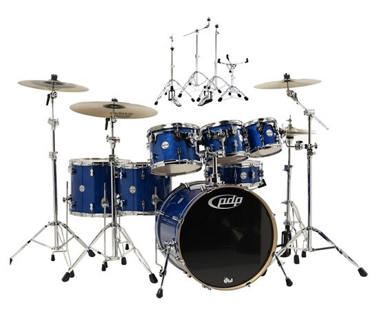Pacific Concept Maple PDCM2217 7 Piece With Hardware