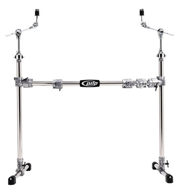 Pacific PDSRPK05 Chrome Drum Rack
