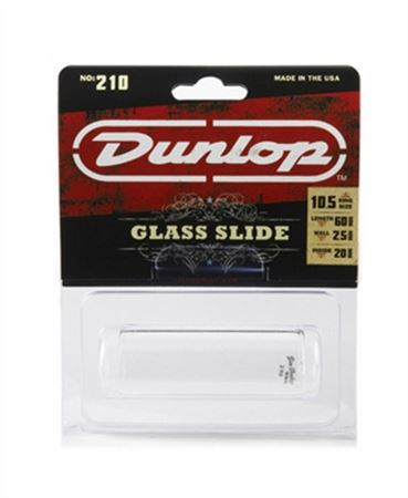 Dunlop Tempered Glass Medium Guitar Slide